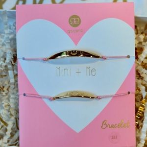 Gorjana Mini and Me Bracelet Set